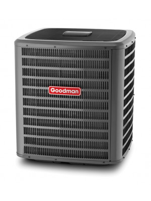 Goodman GSX160301 2.5 Ton, 16 SEER, 410 Refrigerant  Central Air Conditioner Condenser
