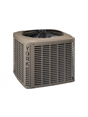 York YCJF48S41S1 4 Ton, 14 SEER, 410 Refrigerant  Central Air Conditioner Condenser