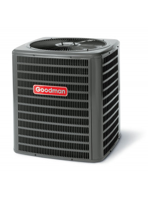 Goodman GSX130301 2.5 Ton, 13 SEER, 410 Refrigerant, Central Air Conditioner Condenser